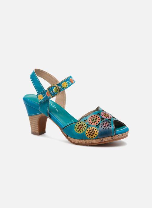 Sandales et nu-pieds Laura Vita Danielle03 Bleu vue détail/paire