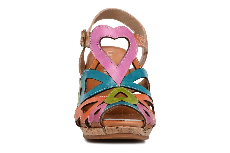 Sandaler Laura Vita Danielle01 Multi bild av skorna på