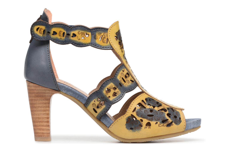 Sandales et nu-pieds Laura Vita Albane 128 Bleu vue derrière