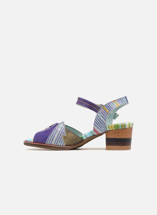 Sandales et nu-pieds Laura Vita Diego01 Multicolore vue face