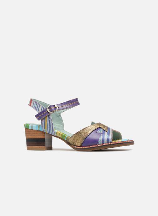 Sandales et nu-pieds Laura Vita Diego01 Multicolore vue derrière