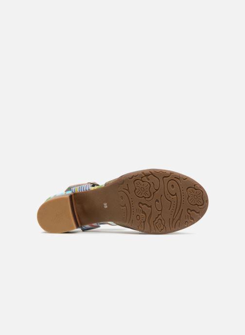 Sandales et nu-pieds Laura Vita Diego01 Multicolore vue haut