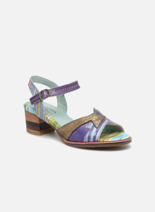 Sandales et nu-pieds Laura Vita Diego01 Multicolore vue détail/paire