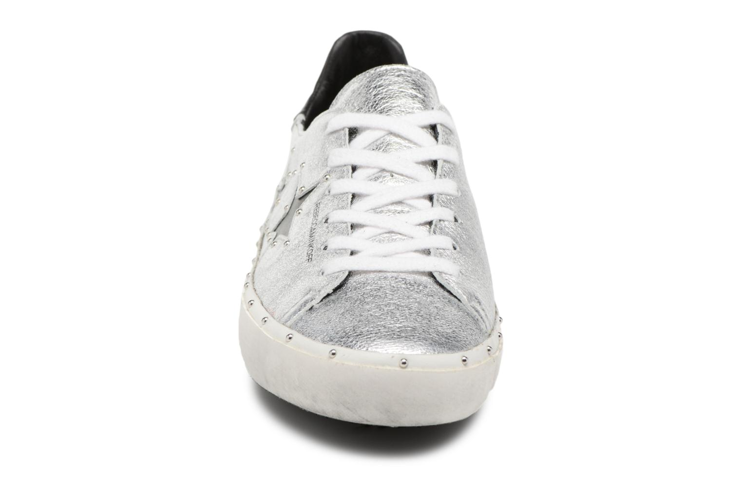 Trainers Rebecca Minkoff Michell Silver model view