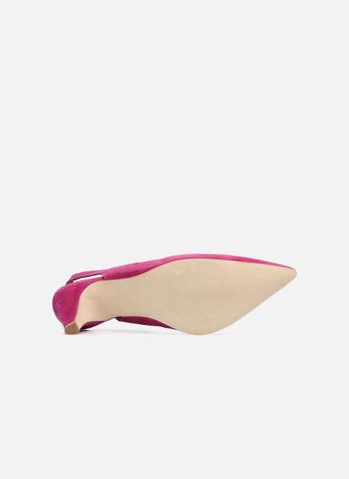 Zapatos de tacón Rebecca Minkoff Simona Rosa vista de arriba
