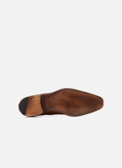 Chaussures à lacets Marvin&Co Luxe Westminster - Cousu Goodyear Marron vue haut