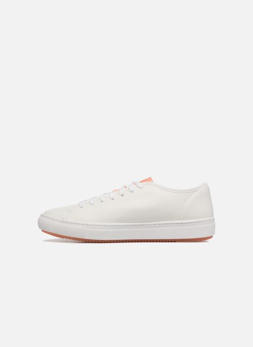 Trainers Le Coq Sportif Jane Leather White front view