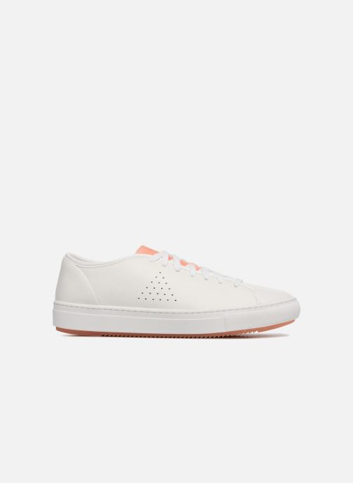 Trainers Le Coq Sportif Jane Leather White back view