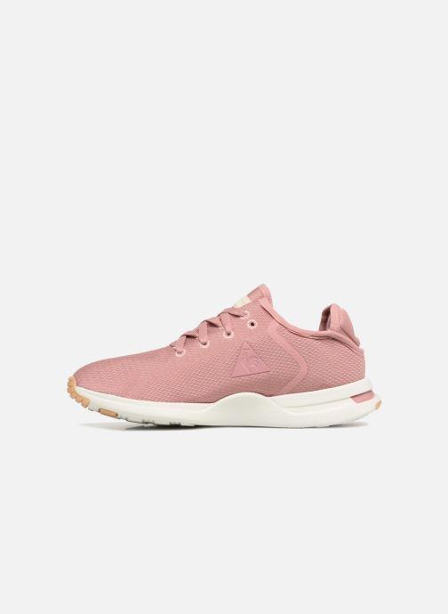 Sneaker Le Coq Sportif Solas W Summer Flavor rosa ansicht von vorne