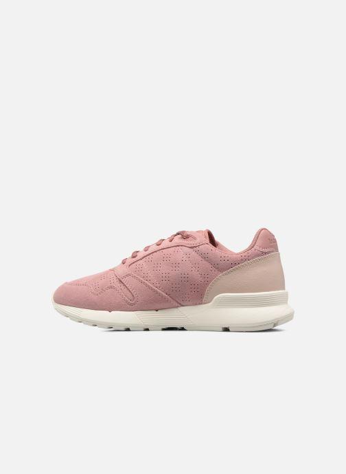 Sneaker Le Coq Sportif Omega X W Summer Flavor rosa ansicht von vorne