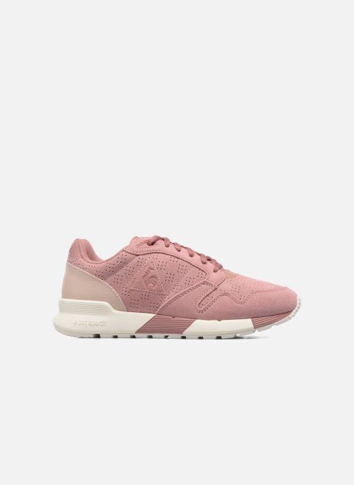 Sneaker Le Coq Sportif Omega X W Summer Flavor rosa ansicht von hinten