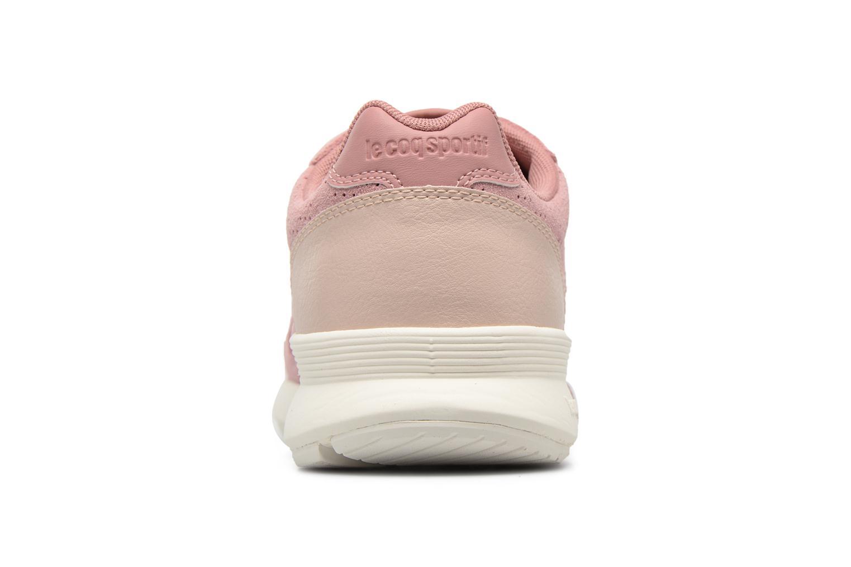 Sneakers Le Coq Sportif Omega X W Summer Flavor Rosa immagine destra