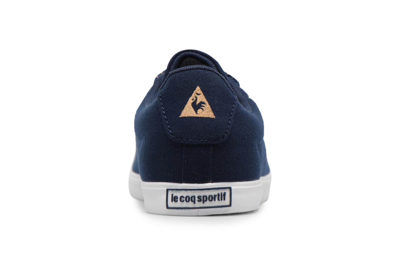 Baskets Le Coq Sportif Aagate Lo Cvs/Metallic Bleu vue droite