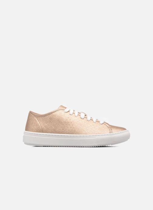 Sneaker Le Coq Sportif Jane Metallic gold/bronze ansicht von hinten