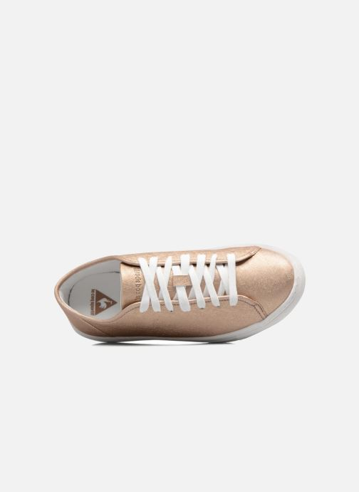 Sneaker Le Coq Sportif Jane Metallic gold/bronze ansicht von links