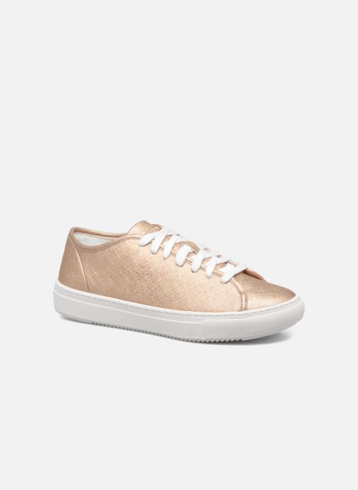 Sneaker Le Coq Sportif Jane Metallic gold/bronze detaillierte ansicht/modell