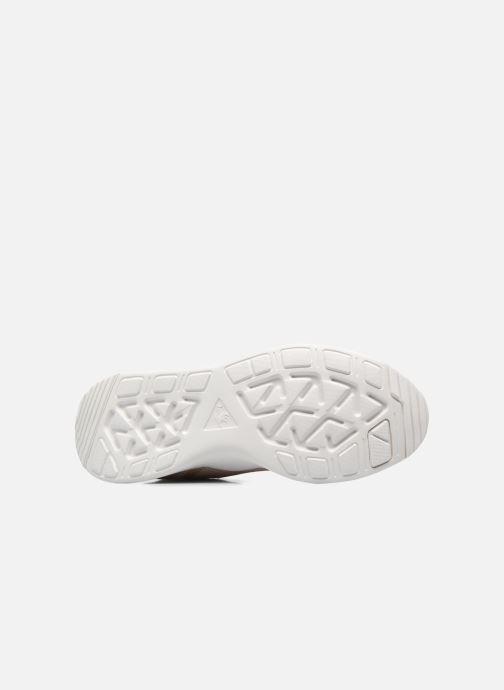 Sneakers Le Coq Sportif Solas W Sparkly/S Nubuck Beige boven