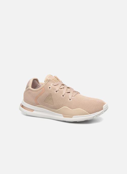 Sneakers Le Coq Sportif Solas W Sparkly/S Nubuck Beige detail