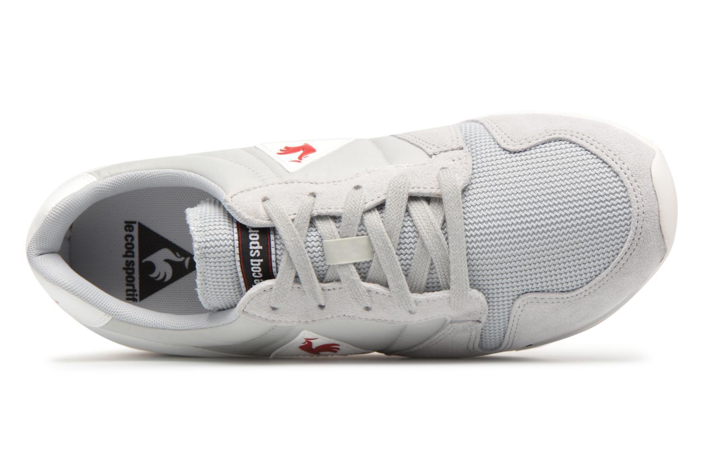 Sneakers Le Coq Sportif Omega Nylon Grijs links