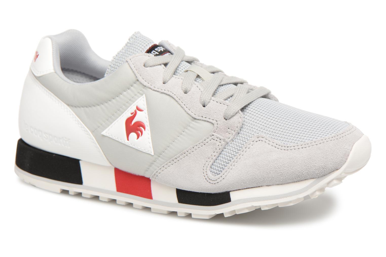 Sneakers Le Coq Sportif Omega Nylon Grijs detail
