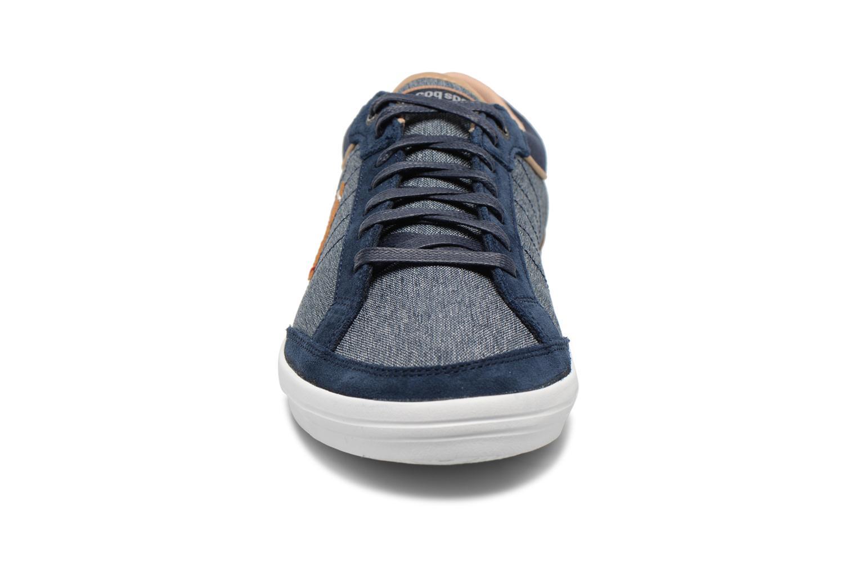Baskets Le Coq Sportif Feretcraft 2 Tones/Cvs Bleu vue portées chaussures
