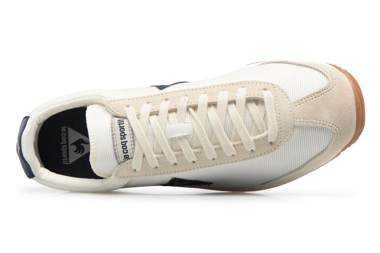 Sneakers Le Coq Sportif Quartz Nylon Gum Wit links