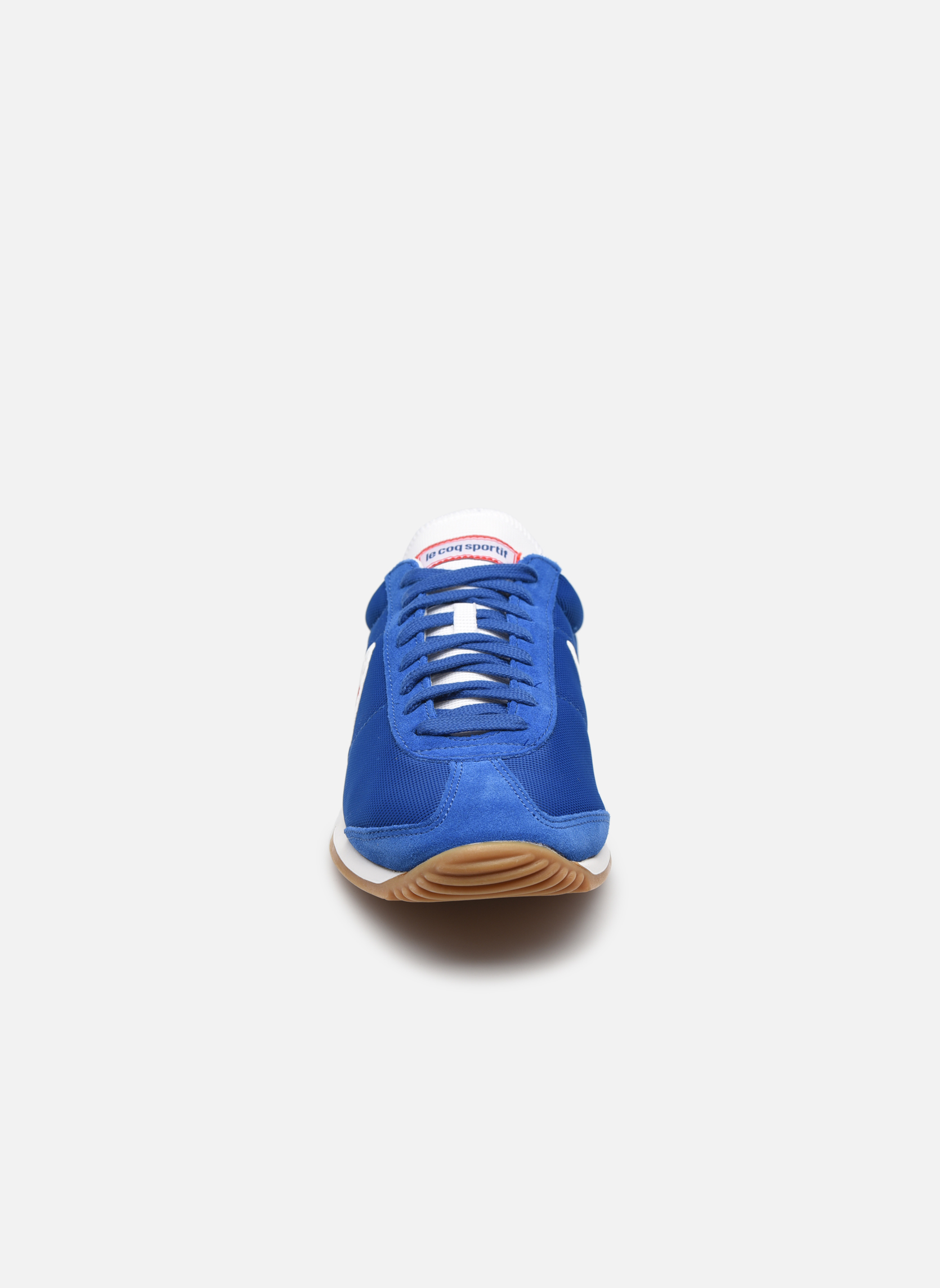 Sneakers Le Coq Sportif Quartz Nylon Gum Blauw model