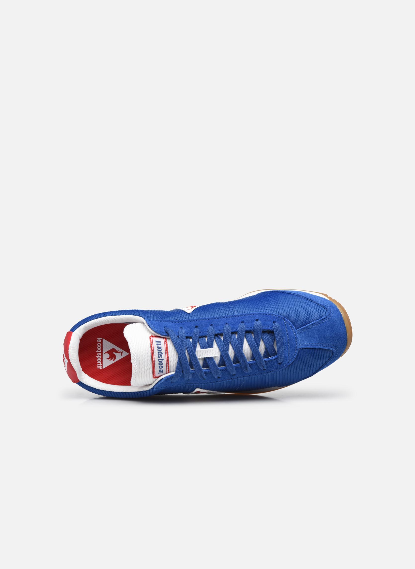 Sneakers Le Coq Sportif Quartz Nylon Gum Blauw links