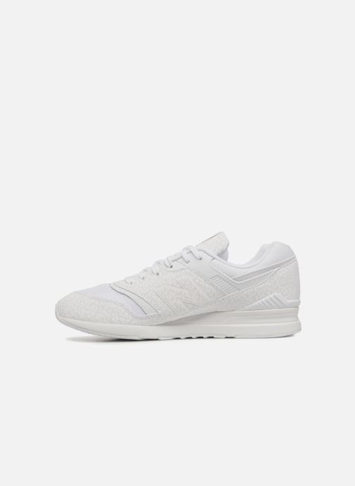 Trainers New Balance WL697 White front view