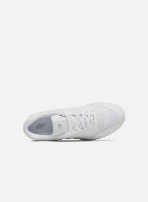 Trainers New Balance WL697 White view from the left