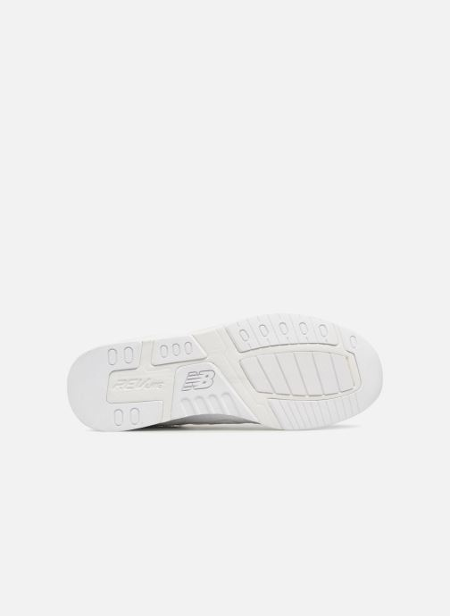 Trainers New Balance WL697 White view from above