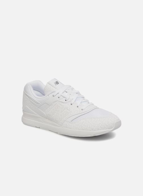 Trainers New Balance WL697 White detailed view/ Pair view