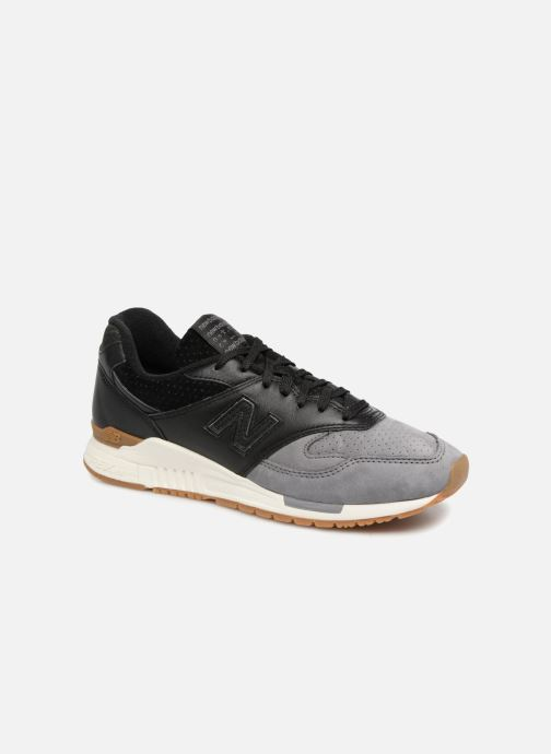 Trainers New Balance WL840 Grey detailed view/ Pair view