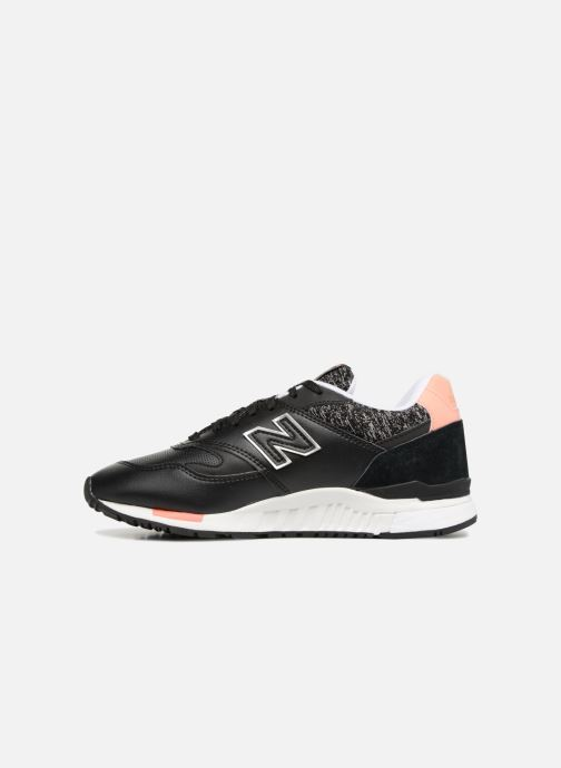 Trainers New Balance WL840 Black front view