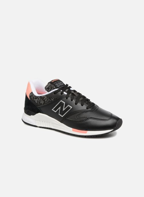 Trainers New Balance WL840 Black detailed view/ Pair view