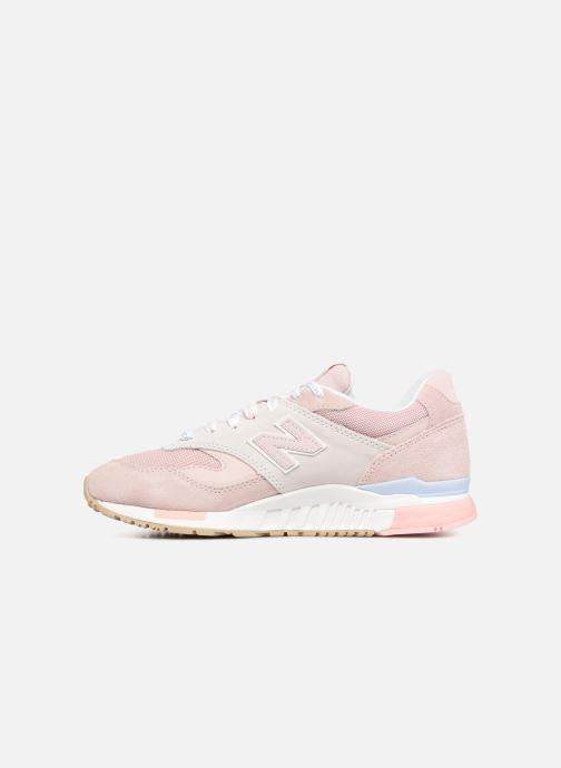 Sneakers New Balance WL840 Roze voorkant