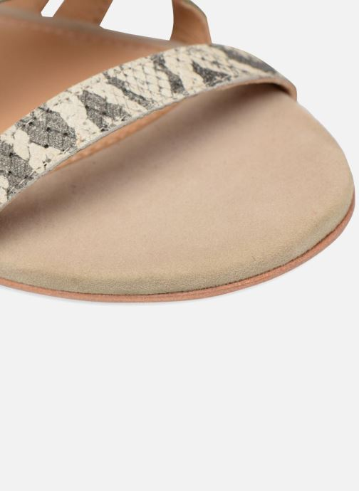 Sandales et nu-pieds Made by SARENZA Carioca Crew Sandales Plates #1 Vert vue gauche