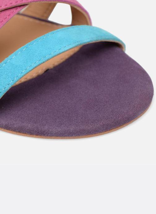 Sandales et nu-pieds Made by SARENZA Carioca Crew Sandales Plates #1 Multicolore vue gauche