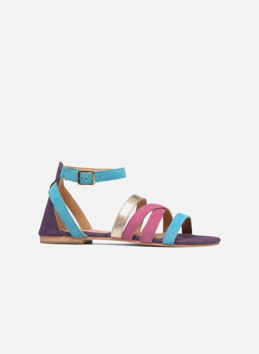 Sandales et nu-pieds Made by SARENZA Carioca Crew Sandales Plates #1 Multicolore vue détail/paire