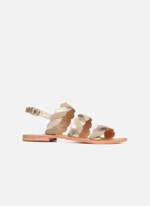 Sandales et nu-pieds Made by SARENZA Carioca Crew Sandales Plates #2 Vert vue détail/paire