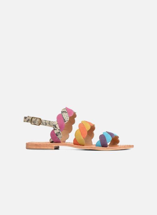 Sandales et nu-pieds Made by SARENZA Carioca Crew Sandales Plates #2 Multicolore vue détail/paire
