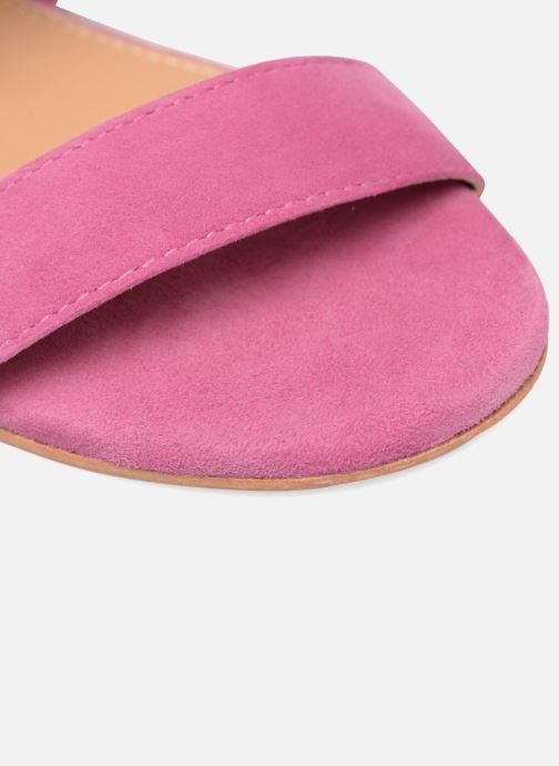 Sandaler Made by SARENZA Bombay Babes Sandales Plates #2 Rosa bild från vänster sidan