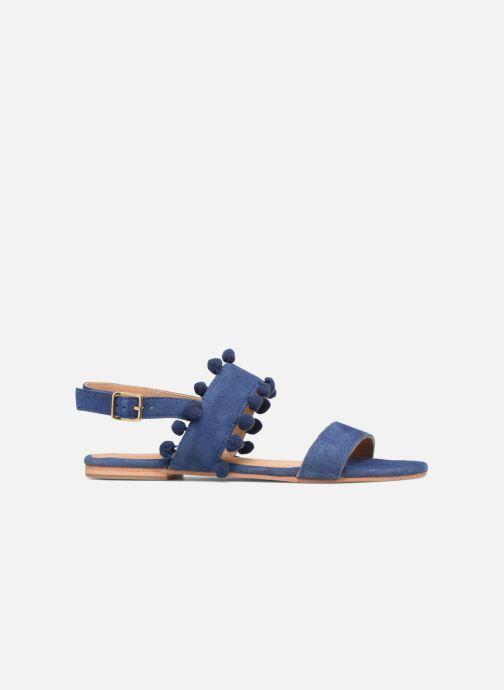 Sandales et nu-pieds Made by SARENZA Bombay Babes Sandales Plates #2 Bleu vue détail/paire