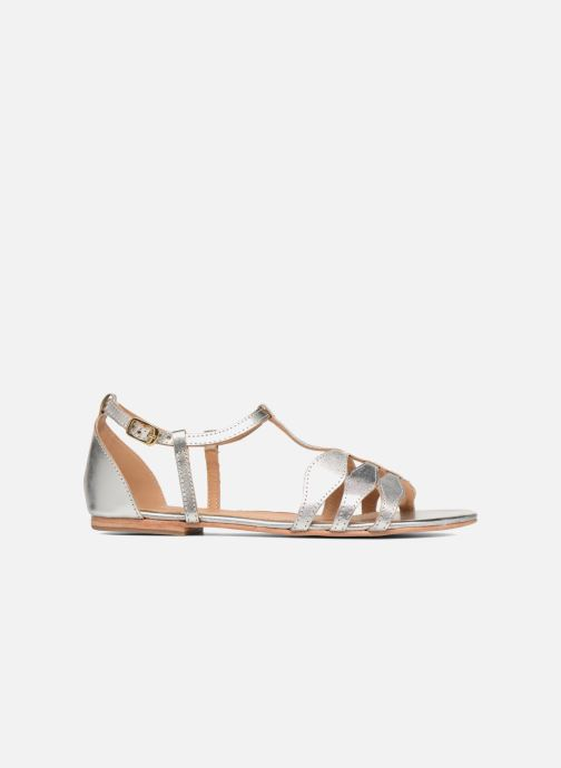 Sandalen Made by SARENZA Bombay Babes Sandales Plates #4 silber detaillierte ansicht/modell