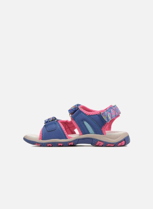 Sandals LICO Luca V Purple front view