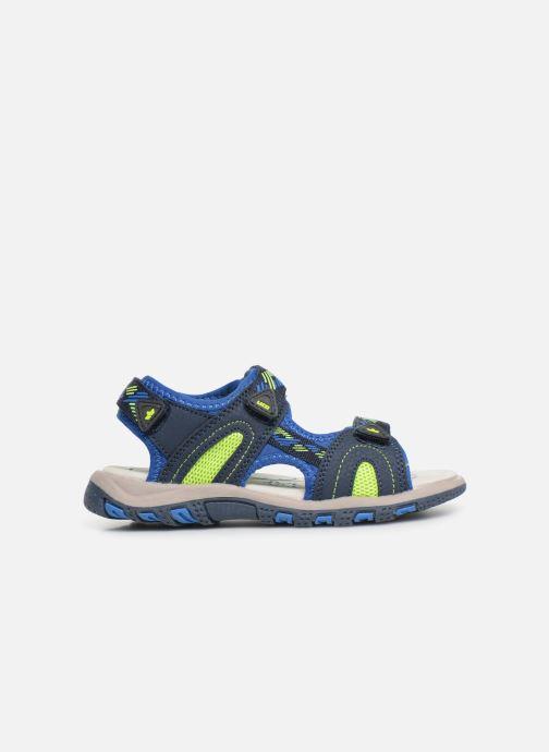 Sandales et nu-pieds LICO Luca V Bleu vue derrière