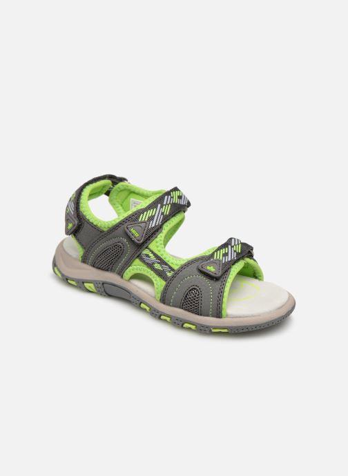 Sandales et nu-pieds LICO Luca V Vert vue détail/paire