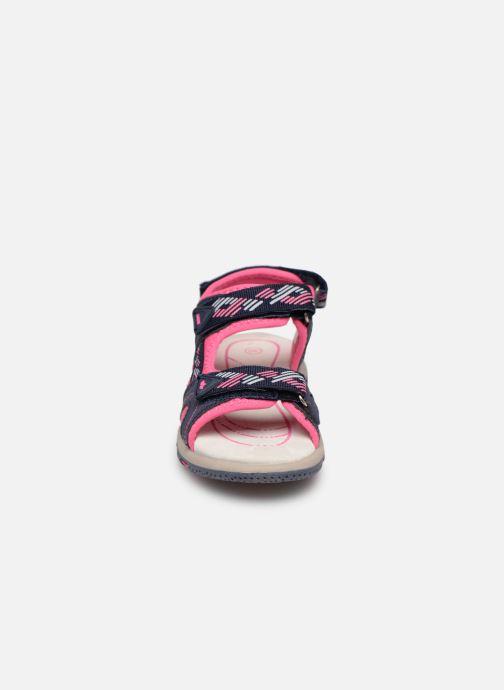 Sandales et nu-pieds LICO Luca V Violet vue portées chaussures