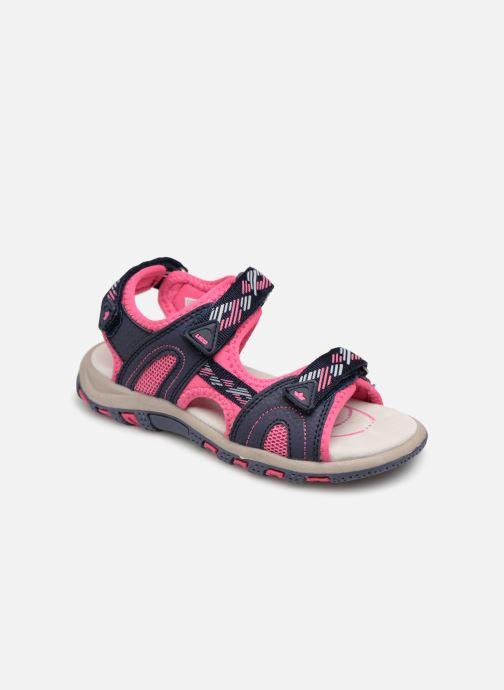 Sandales et nu-pieds LICO Luca V Violet vue détail/paire