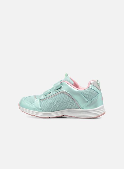 Sneakers LICO Starshine V Blinky Groen voorkant